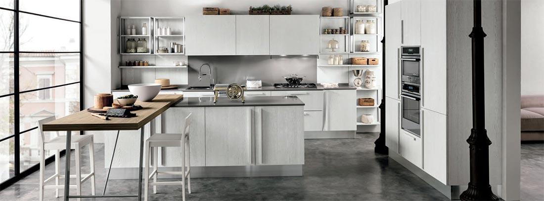 Cucine Componibili Su Misura A Torino.Cucine Componibili Torino Vendita Cucine Su Misura
