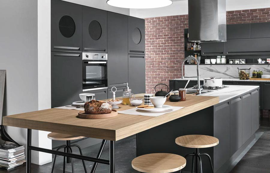 Cucine componibili Torino, vendita cucine su misura