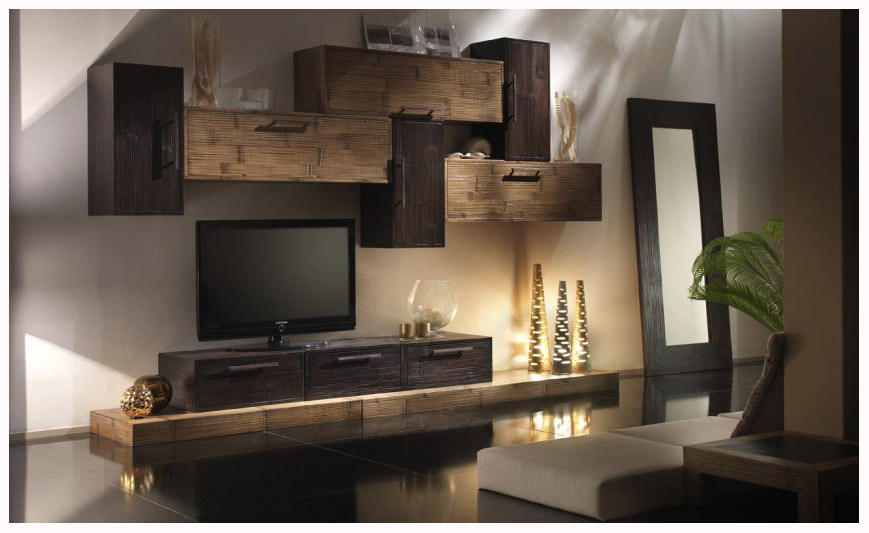 Mobili da soggiorno stile etnico design casa creativa e mobili