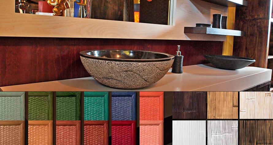 Arredo bagno etnico mobili bagno online componibili in stile zen - Cucine etniche arredamento ...