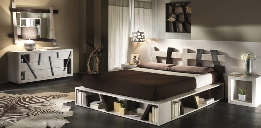 Camere da letto etniche prezzi on line letti orientali in for Arredamento shop on line