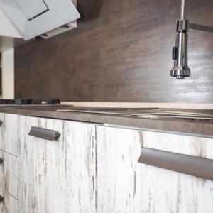 cucina moderna in bambu