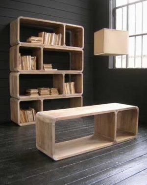 libreria a blocchi beolo