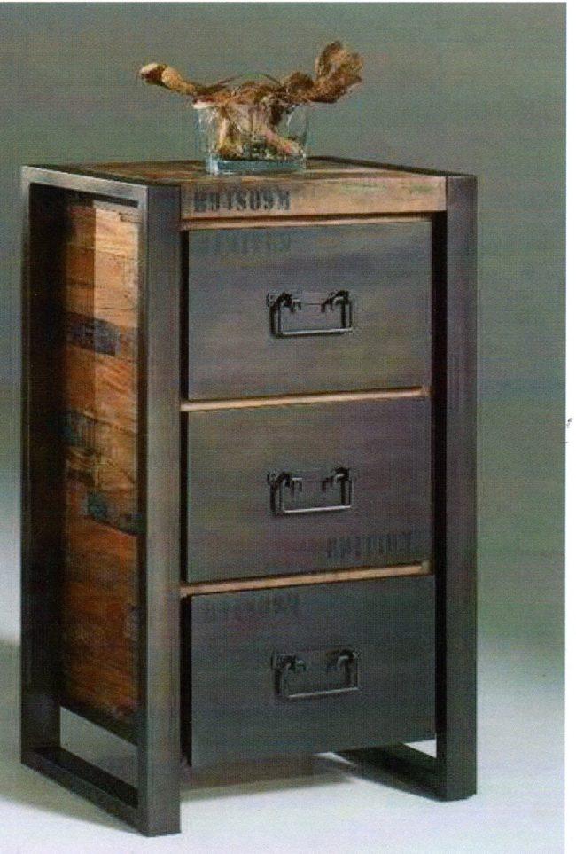 Industrial vintage arredamento mobili in stile industriale - Cucine stile industriale vintage ...