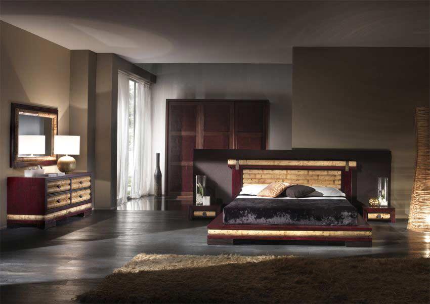 Camere da letto etniche - Tinte camere da letto ...