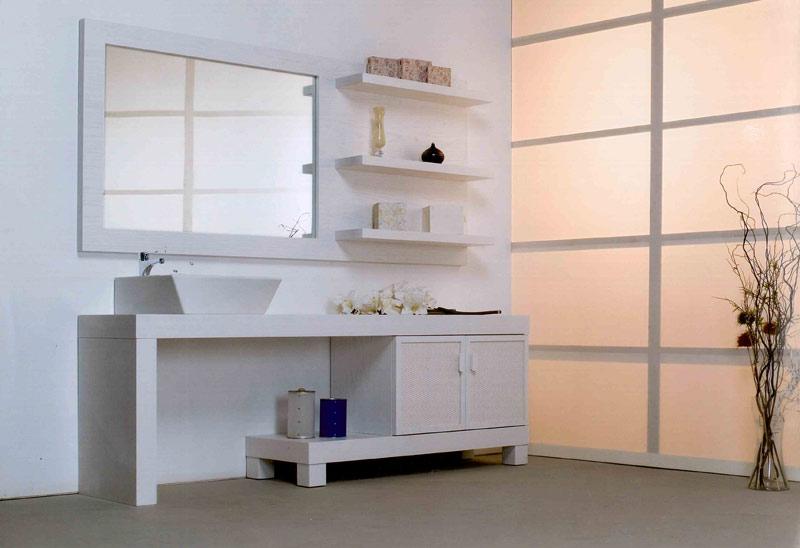 Arredo bagno etnico mobili bagno online componibili in for Arredo bagno corsico