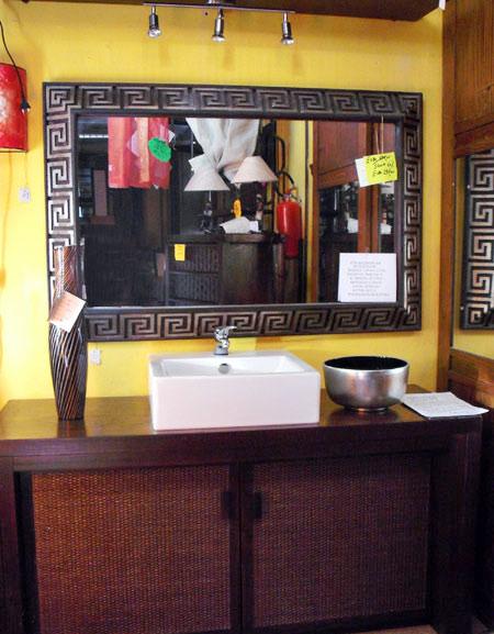 Arredo bagno etnico mobili bagno online componibili in for Mobili bagno componibili online