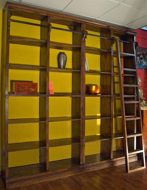 Librerie etniche prezzi on line librerie con scala - Scale per librerie ...