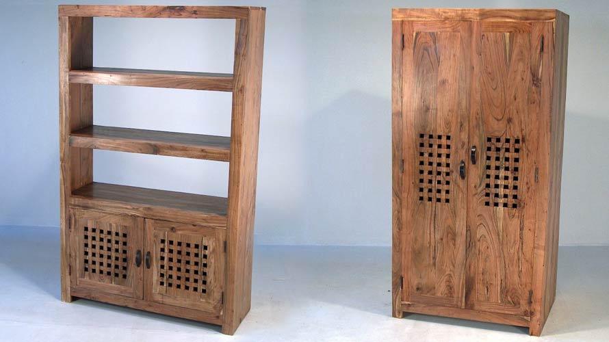 Mobili teak e arredamenti in legno di teak prezzi on line - Mobile bagno teak ...