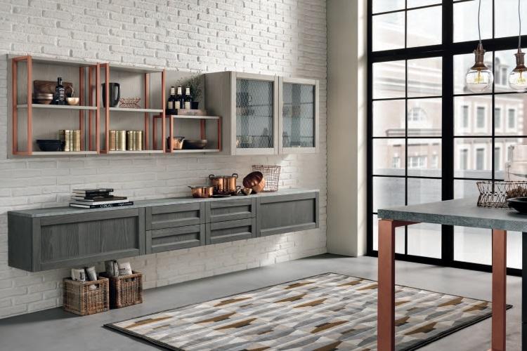 Pareti attrezzate etniche prezzi vendita parete attrezzata - Cucine etniche arredamento ...