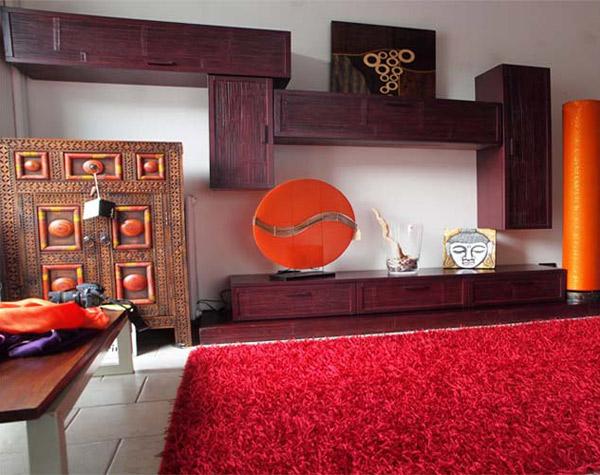 Soggiorni etnici pareti attrezzate soggiorno componibile on line