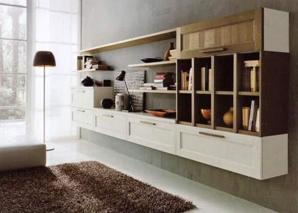 Soggiorni etnici pareti attrezzate soggiorno componibile - Immagini soggiorni moderni ...