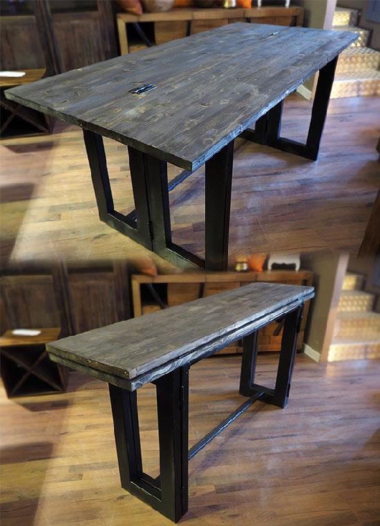 Arredamento Soggiorno Torino : Industrial vintage arredamento mobili in stile industriale