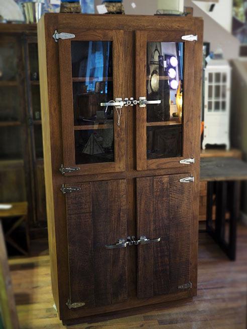 Industrial vintage arredamento mobili in stile industriale for Credenza industriale