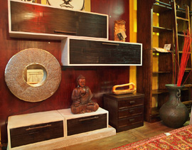Stunning Cucine Etniche Arredamento Contemporary - Home Design ...