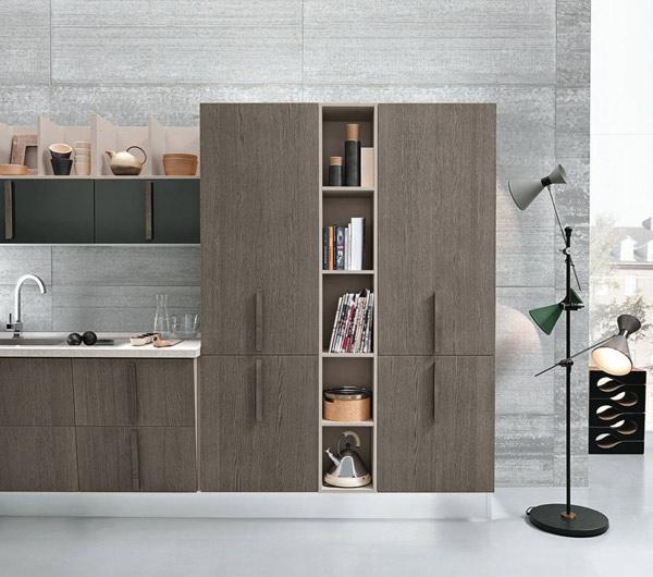 Essenza wood nuovimondi - Mobili cucina etnica ...
