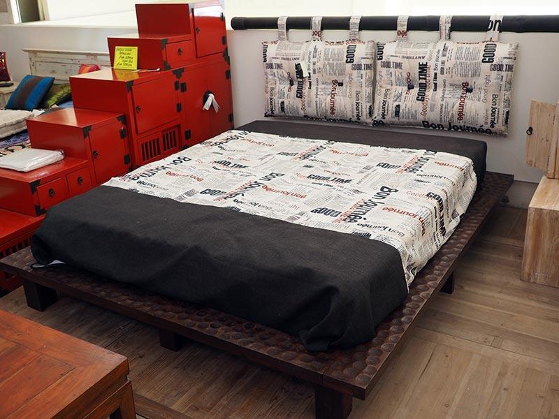 Letto japan futon nuovimondi for Letto futon