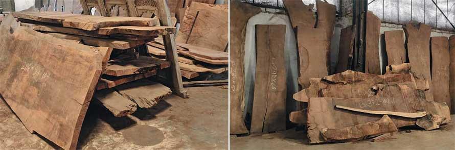 legno per mobili