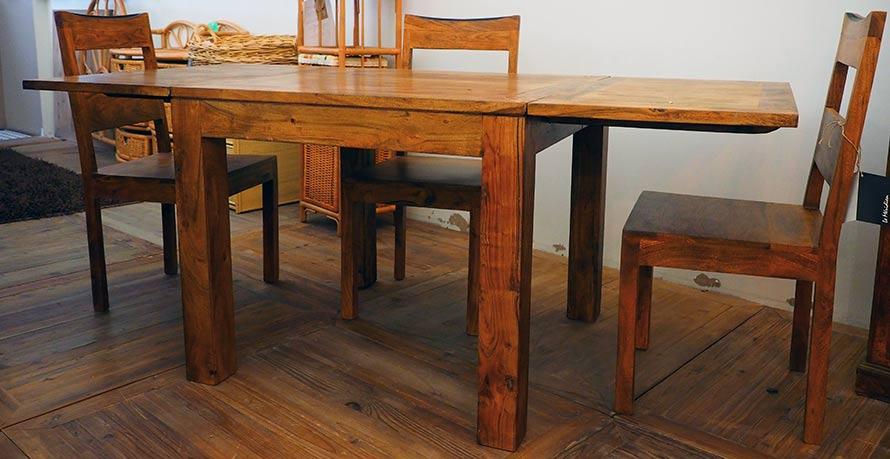 Mobili legno massello on line mobili in legno naturale - Mobili classici legno massello ...