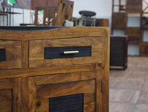 Mobili legno massello on line mobili in legno naturale