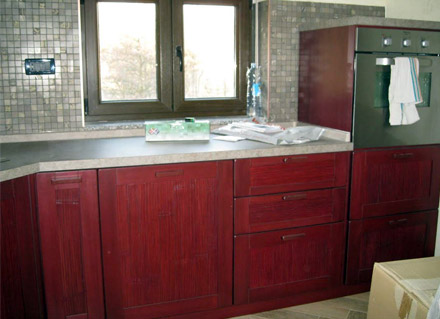mobili cucina particolari