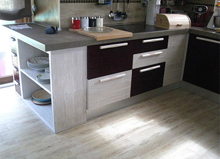 mobili per cucine a Torino