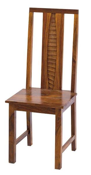 Sedie etniche legno massello crash bambu - Cucine etniche arredamento ...