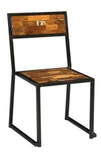 sedie industrial vintage