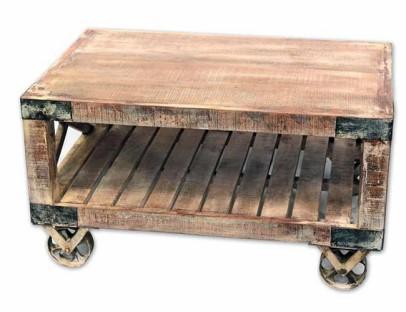tavolini con ruote