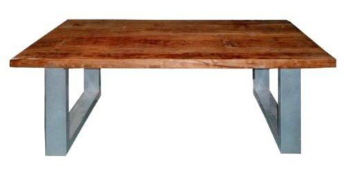 tavolino industrial vintage