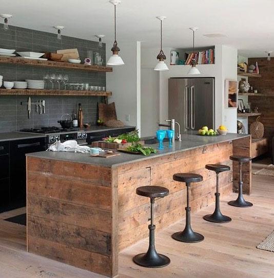 Awesome Cucina Stile Etnico Contemporary - Ideas & Design 2017 ...