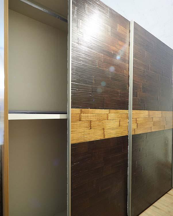 Armadio Ante Scorrevoli Offerte Torino.Armadio Bamboo Crash Bambu Ante Scorrevoli Offerta Prezzo