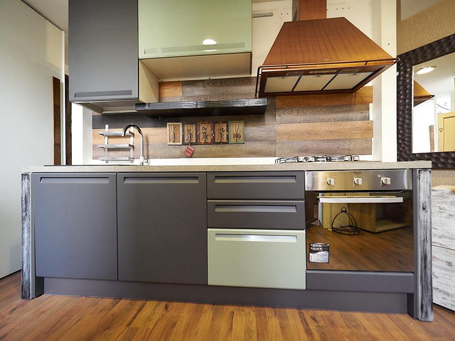 Cucina industrial cucina moderna in stile industriale - Cucine stile industrial chic ...