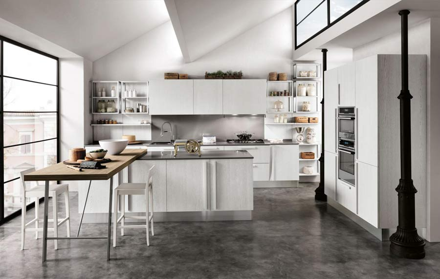 cucina essenza white
