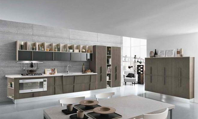 cucina essenza wood