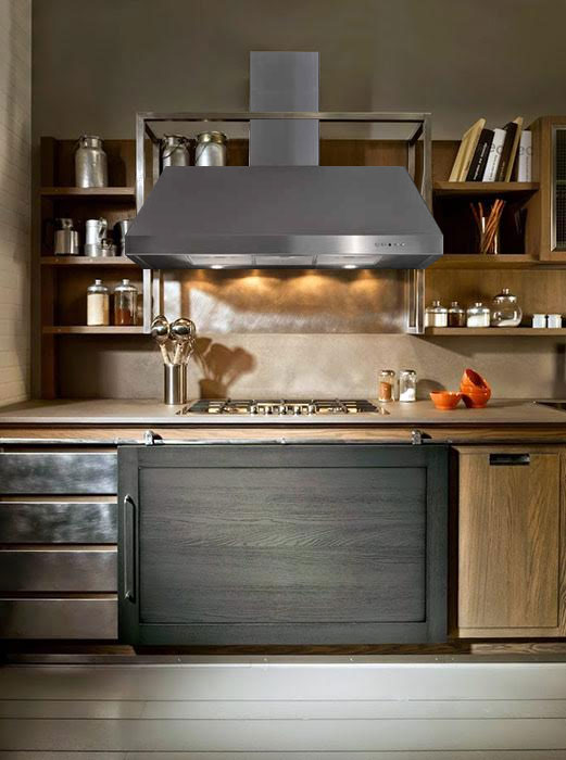 Cucina in finta muratura dacia garnero design mobili for Prezzi cucine componibili