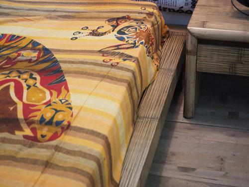 letto in bambu