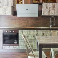 Cucina moderna lineare prezzo ribasso