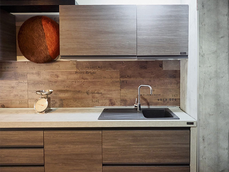 Cucine Moderne Faber: Cucine Moderne Kok.