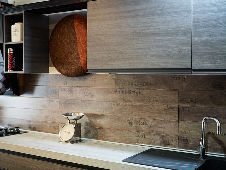 Cucine Moderne Faber: Cucine su misura Salerno Montella Domus Arred.