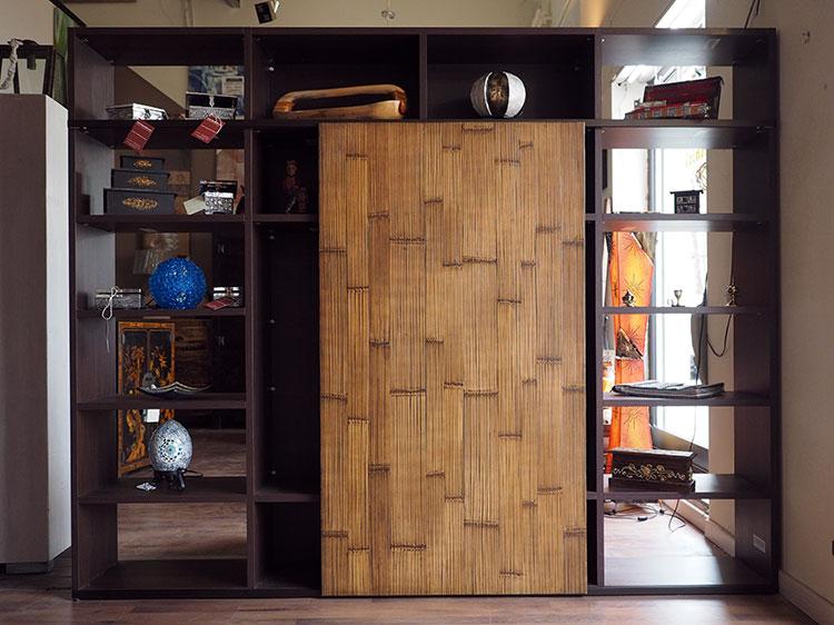 Libreria parete porta tv - nuovimondi