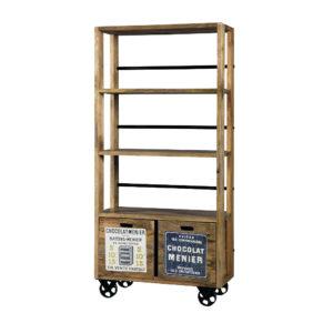 Industrial vintage arredamento mobili in stile industriale - Mobili in ferro vintage ...