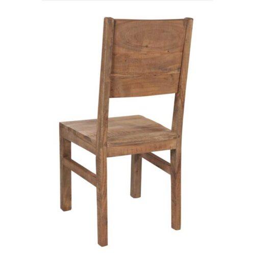sedia legno teak