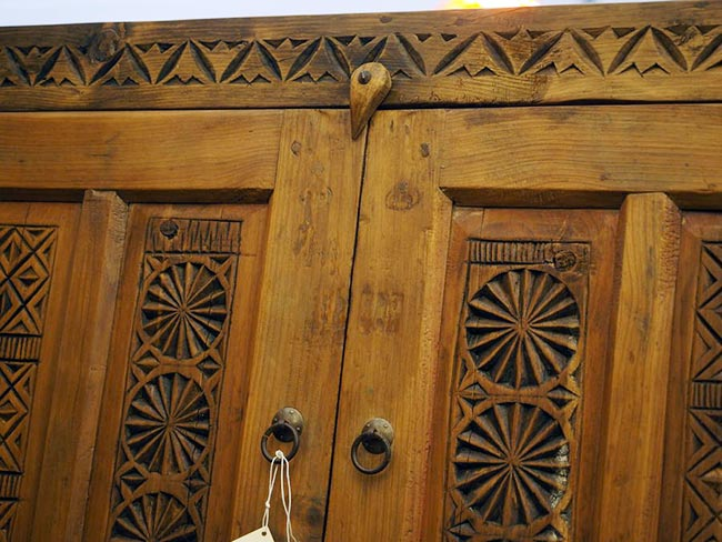Credenza Con Vetrina Etnica : Mobile credenza etnica swat nuovimondi