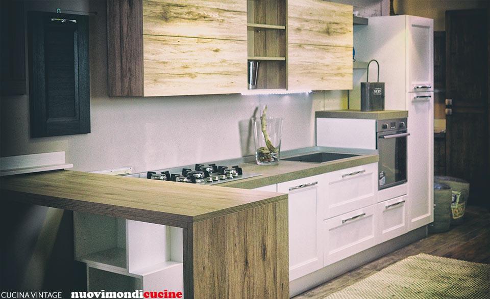 Top cucine vintage cucina in stile vintage moderno with - Piastrelle cucina vintage ...