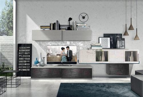 Pareti soggiorno etniche idea creativa della casa e dell for E design della casa