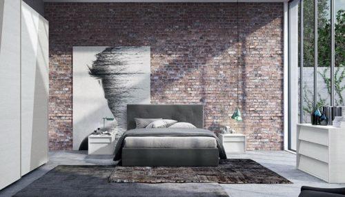 Camera da letto completa in offerta etnico moderna for Galassia arredamenti