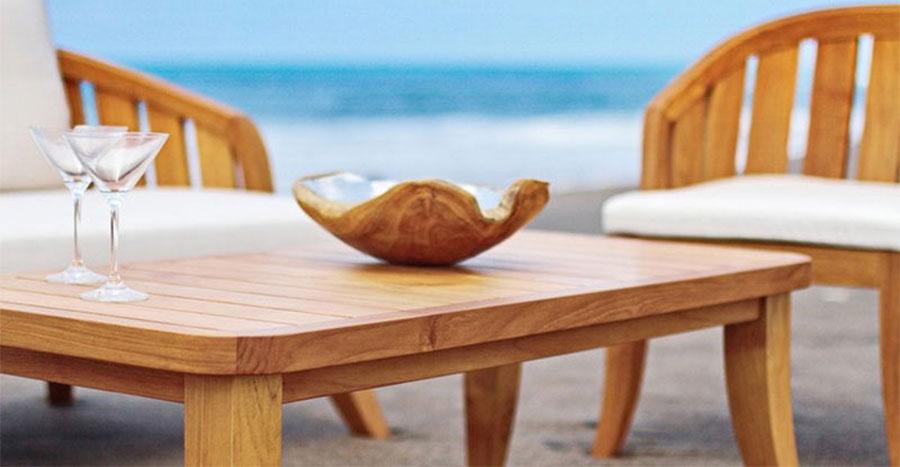 Tipi di legno per mobili utilizzati nei tipi di arredamento for Tipi di arredamento
