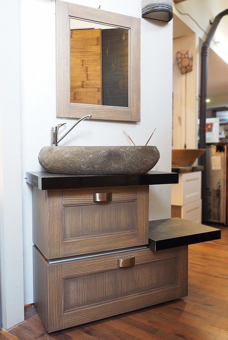 mobile bagno recycle