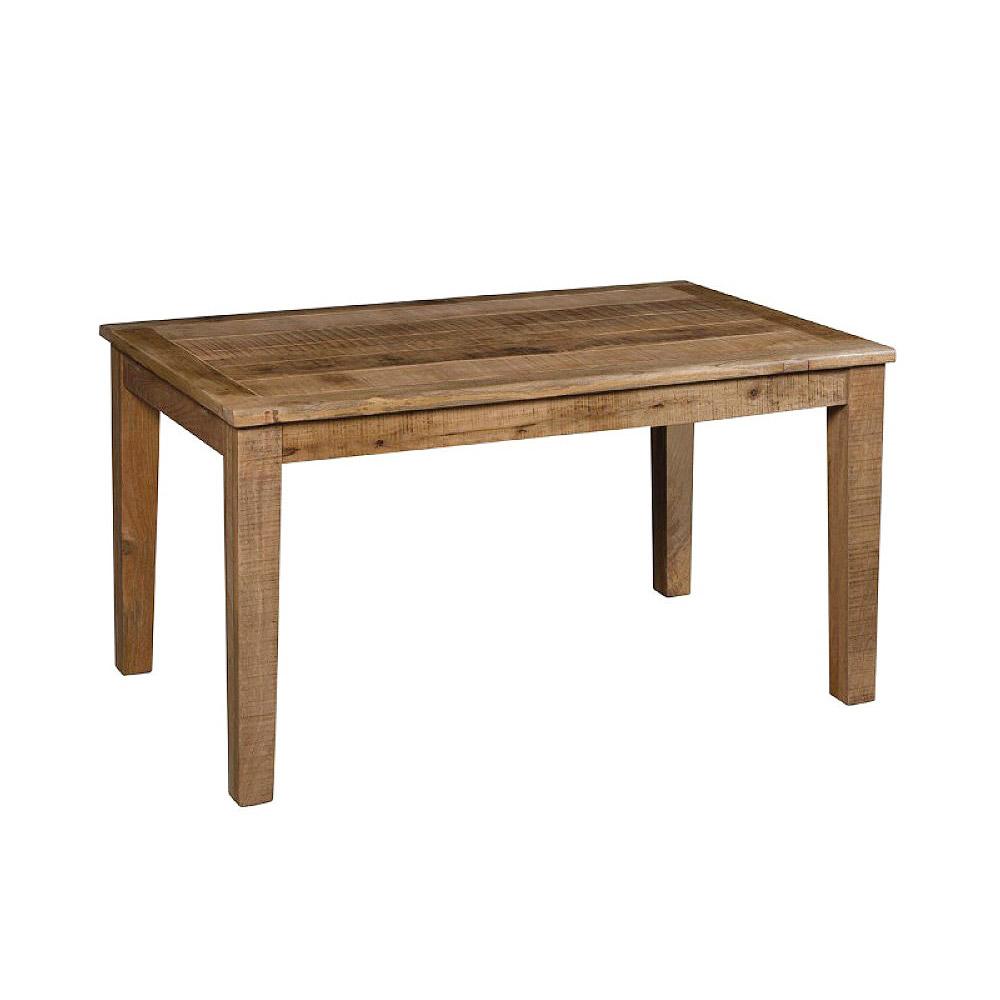 Tavolo allungabile in legno massello di mango in offerta - Tavolo consolle allungabile stile classico ...